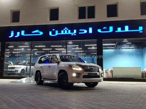 2009 Lexus LX 570 Sport