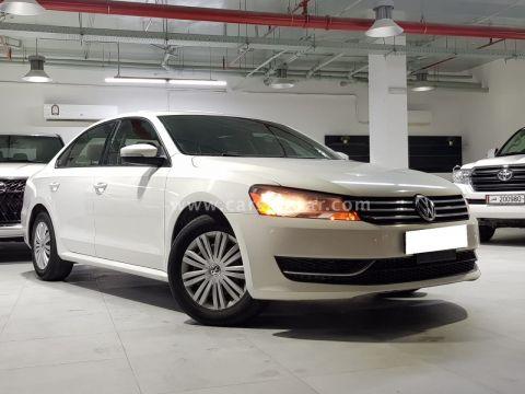 2015 Volkswagen Passat 2.5