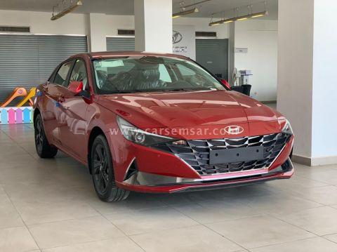 2021 Hyundai Elantra 1.6