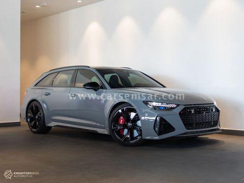 2021 أودي ار اس 6 RS6 Avant