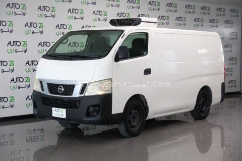 2013 Nissan Urvan NV 350
