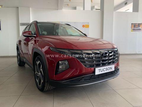 2021 Hyundai Tucson 1.6