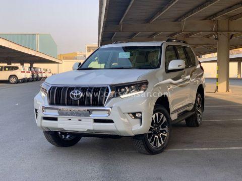 2022 Toyota Prado TXL V6