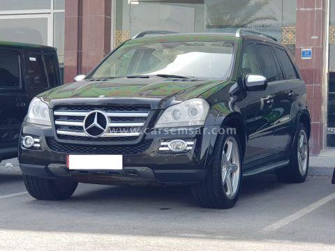 2009 Mercedes-Benz GL-Class GL 500