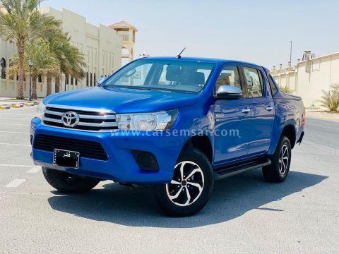 2018 Toyota Hilux 4.0 4x4 TRD
