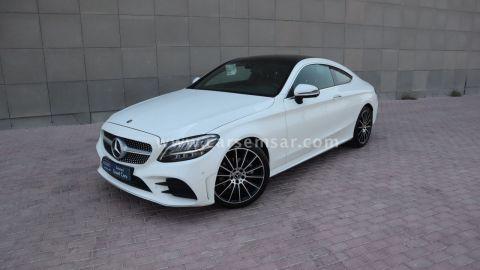 2021 Mercedes-Benz C-Class C 200 Coupe