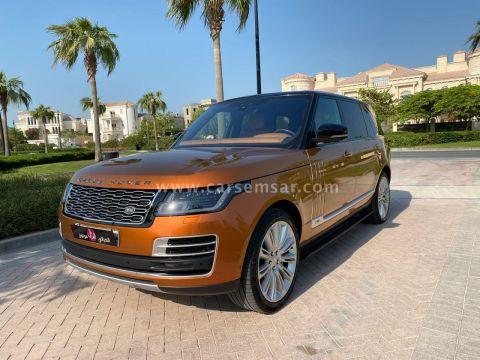2020 لاند روفر رنج Range Rover Vogue SV Dynamic