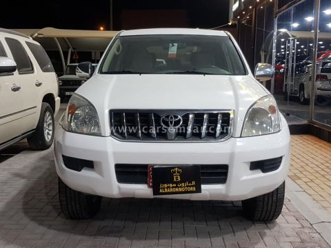 2008 Toyota Prado GX