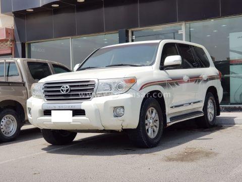 2013 Toyota Land Cruiser GXR