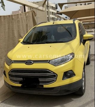 2014 Ford Eco Ecosport
