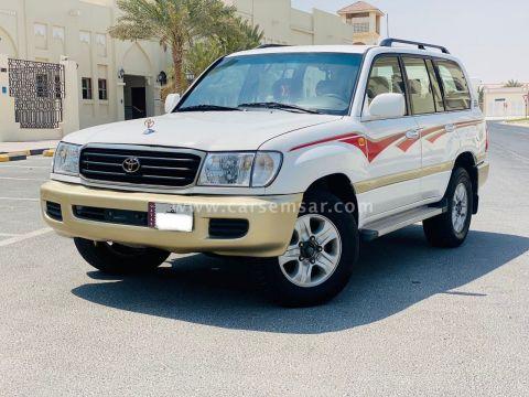 1998 Toyota Land Cruiser GXR