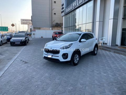 2017 Kia Sportage 2.0