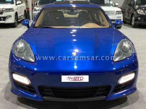 2011 Porsche Panamera S V6