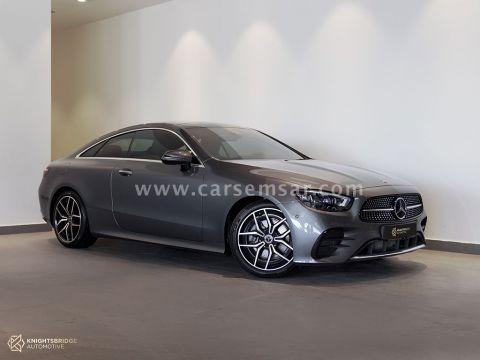 2021 Mercedes-Benz E-Class E 200 Coupe