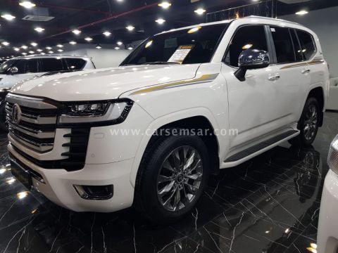 2022 Toyota Land Cruiser VXR Twin Turbo