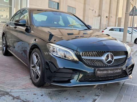 2019 Mercedes-Benz C-Class C 200