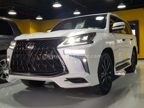 2016 Lexus LX 570 Black Edition Sport