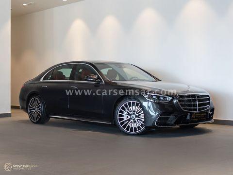 2022 Mercedes-Benz S-Class S 450 4matic