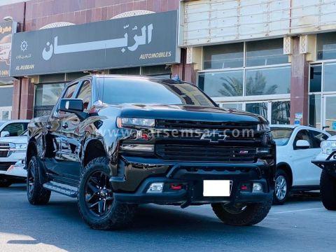 2020 Chevrolet Silverado Trail Boss LT