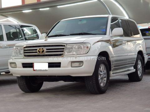 2006 Toyota Land Cruiser VXR