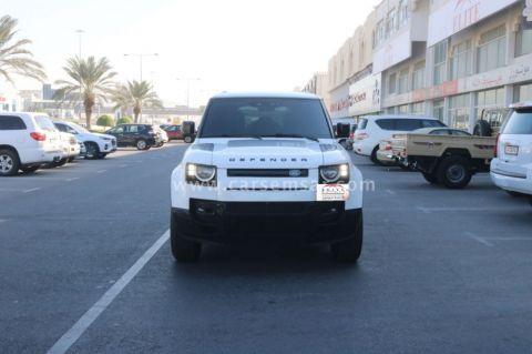 2020 Land Rover Defender S