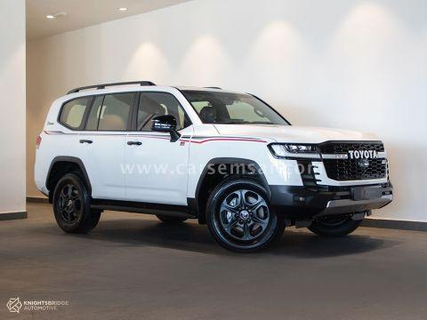 2022 Toyota Land Cruiser GR Sport Twin Turbo