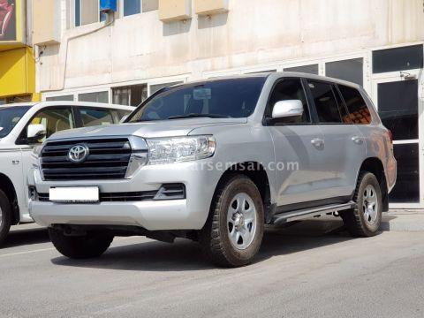 2019 Toyota Land Cruiser G