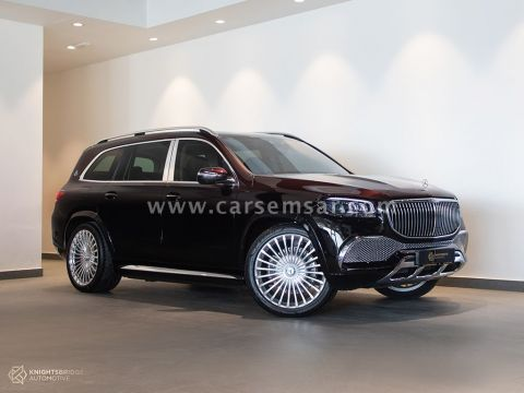 2021 Mercedes-Benz GLS 600 Maybach