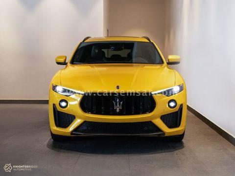 2020 Maserati Levante Trofeo