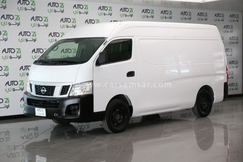 2015 Nissan Urvan Van