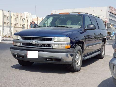 2001 Chevrolet Suburban LT 1500