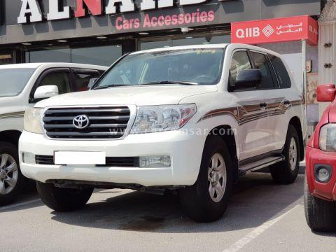 2008 Toyota Land Cruiser G Limited