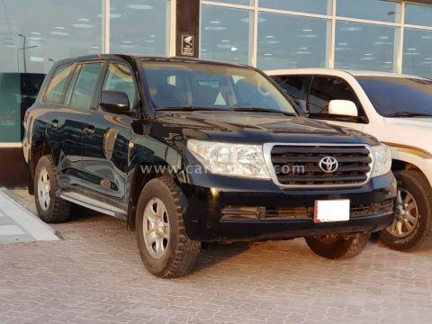 2008 Toyota Land Cruiser G