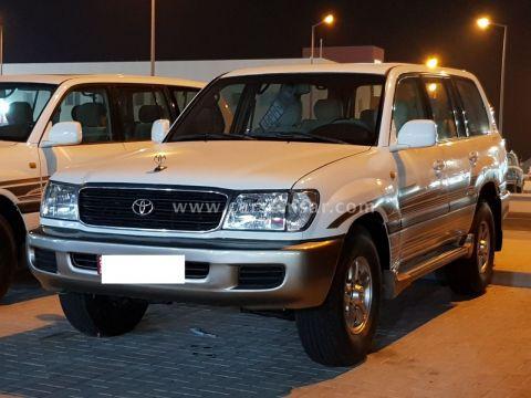 2002 Toyota Land Cruiser GXR
