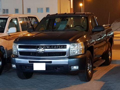 2011 Chevrolet Silverado 1500 Regular Cab 4WD