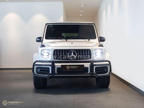 2021 Mercedes-Benz G-Class G 63 AMG