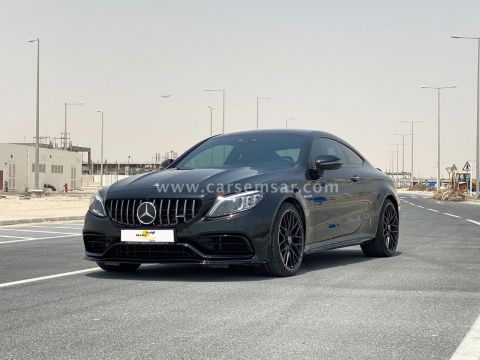 2021 Mercedes-Benz C-Class C 63S Coupe