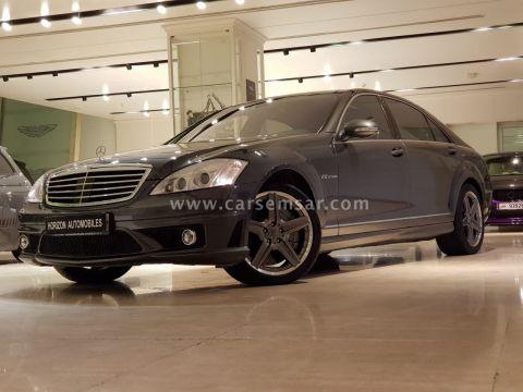 2009 Mercedes-Benz S-Class S 65 AMG