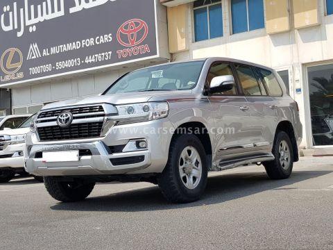 2018 Toyota Land Cruiser GXR V8