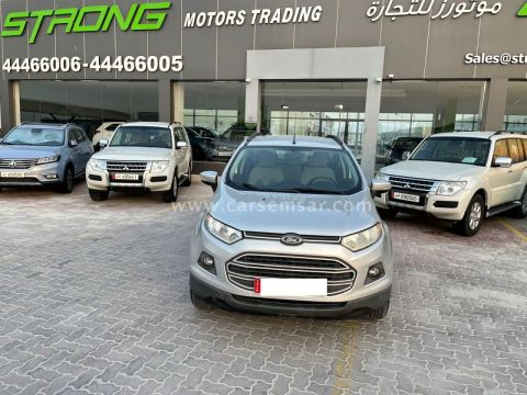 2016 Ford Eco Ecosport