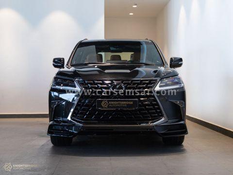 2021 Lexus LX 570 Black Edition Sport