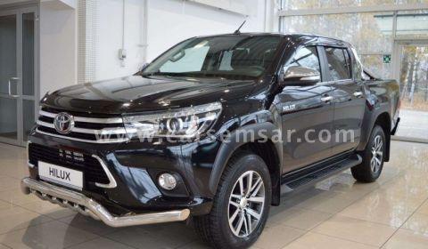 2016 Toyota Hilux 2.4 4x4 Diesel