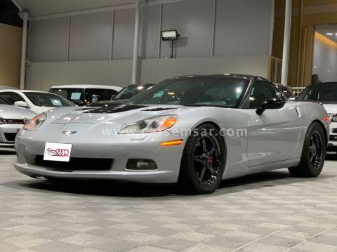 2007 Chevrolet Corvette C6