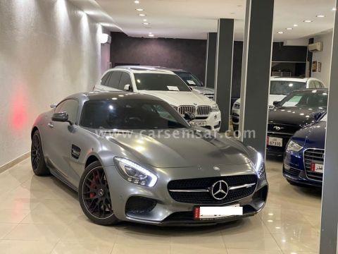 2016 Mercedes-Benz GT S
