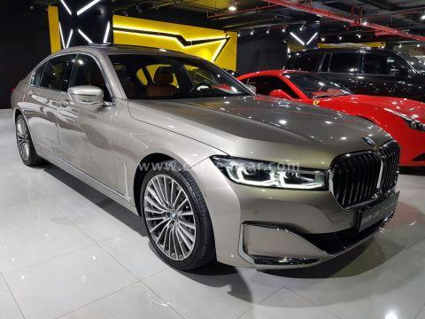 2020 BMW 7-Series 730Li