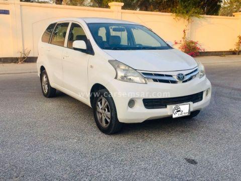 2015 Toyota Avanza 1.5 TX