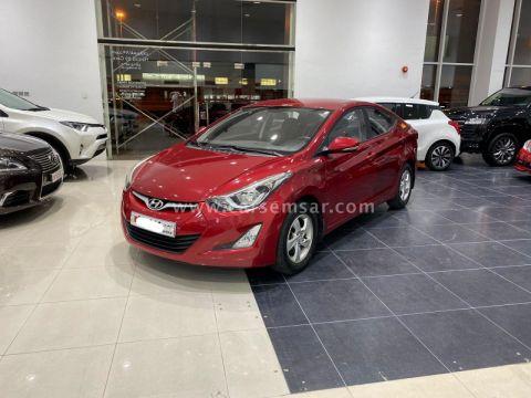 2016 Hyundai Elantra 1.8