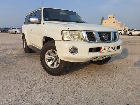2005 Nissan Patrol 4.8 GRX