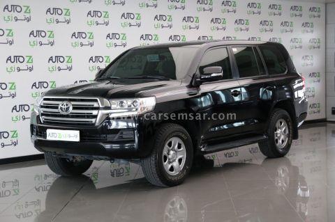 2021 Toyota Land Cruiser GXR