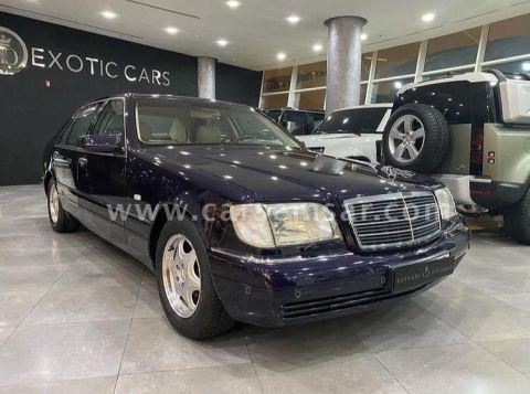 1997 Mercedes-Benz S-Class S 320